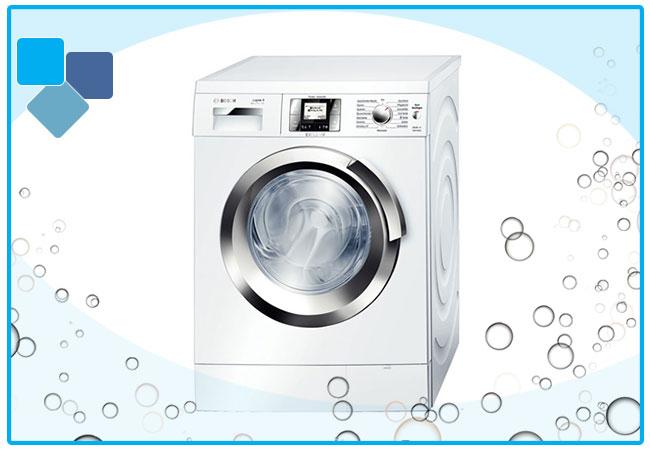تعمیرات ماشین لباسشویی بوش
