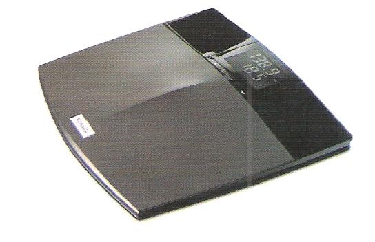 ترازوی دیجیتال پلاستیکی امسیگ آلمان PW29تفسیر قد و وزن