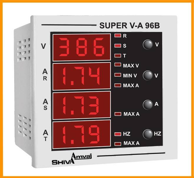 سوپر ولت آمپرمتر 96B