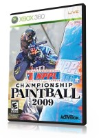 NPPL Championship Paintball 2009 XBOX