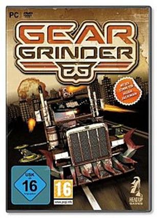 بازی چرخ دنده های آهنین (Gear Grinder)