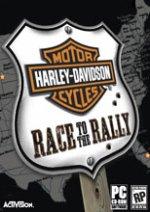 Harley Davidson Race To The Rally