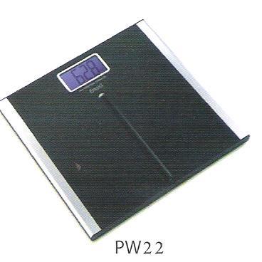 ترازوی دیجیتال پلاستیکی PW22امسیگ آلمان