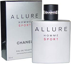 ادکلن allure homme sport chanel مردانه