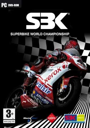 بازي مسابقات جهانی موتور سیکلت رانی SBK