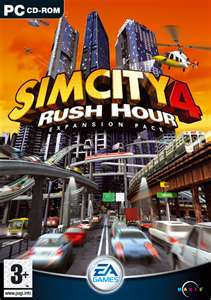 SimCity 4 Rush Hour [Expansion]