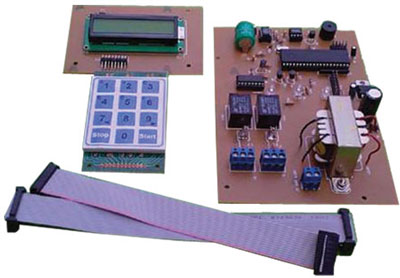 ماژول تایمر قابل برنامه ریزی 2كانال-پارسیان الکتریک لاله زار