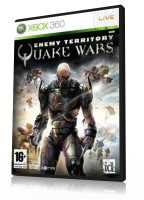 Enemy Territory Quake Wars XBOX