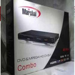 گیرنده دیجیتال MARSHAL 5021 همراه با دی وی دی
