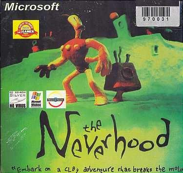 3- بازی نورهوود Neverhood