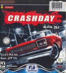 20- بازی Crash day - Crash day