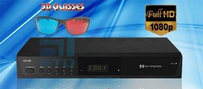 گیرنده دیجیتال تلویزیون Hi-Vision مدل H2700
