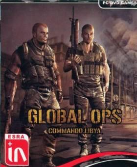 1197- بازی عملیات جهانی: کماندو در لیبی - Global Ops: Commando Libya