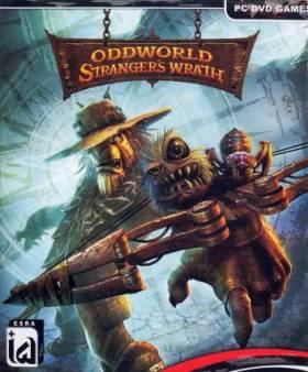 1199- بازی خشم غریبه - Oddworld: Stranger s Wrath