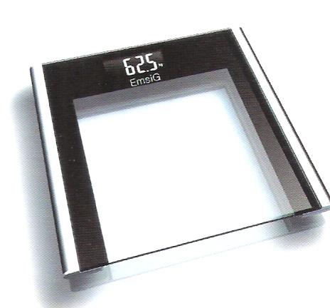 ترازوی شیشه ای امسگ GW36