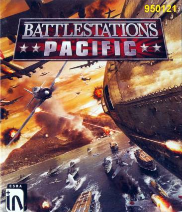 6/12- بازی Battlestations: Pacific
