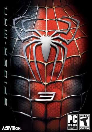 بازي مرد عنكبوتي 3