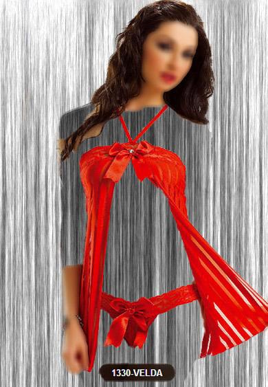 فروش لباس خواب زنانه توری