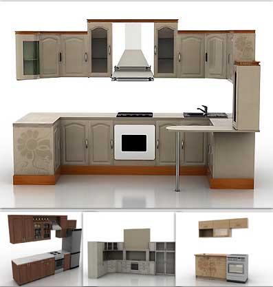 معماری داخلی - آشپزخانه