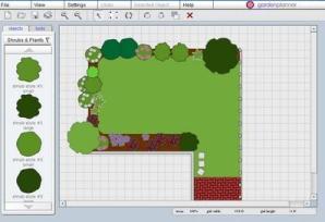 نرم افزار طراحی گرافیکی فضای سبز