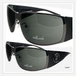 خرید عینک یک تکه و لوگوی هـک شده پلیس | خرید عینک آفتابی پلیس 2011 | عینک پلیس مدل P25148