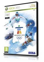 Vancouver 2010 The Official Video Game of the Olympic Winter Games XBOX