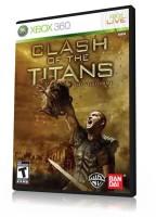 Clash of The TITANS XBOX