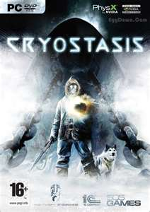 CRYOSTASIS Sleep of Reason