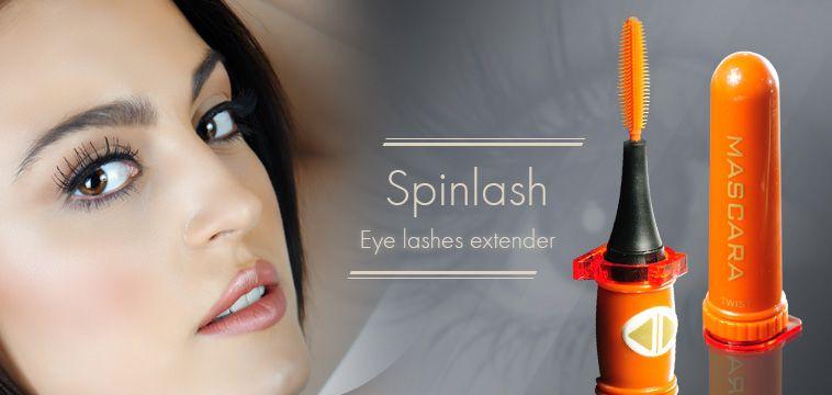 ریمل چرخشی و حجم دهنده اسپین لش – Spin Lash