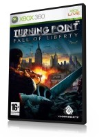 Turning Point Fall of Liberty XBOX