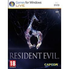Resident Evil 6 Cd Key