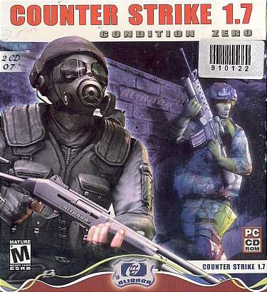 بازی کانتر 1.7 - Counter-Strike: Condition Zero