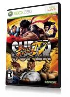 Street Fighter IV XBOX