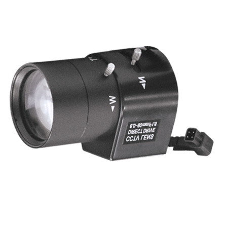 Varifocal Auto IRIS 5-50 mm