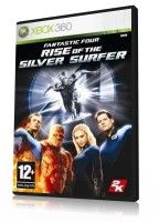 Fantastic Rise of the Silver Surfer XBOX