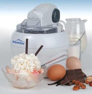 خرید دستگاه ice cream maker بستنی ساز خانگی