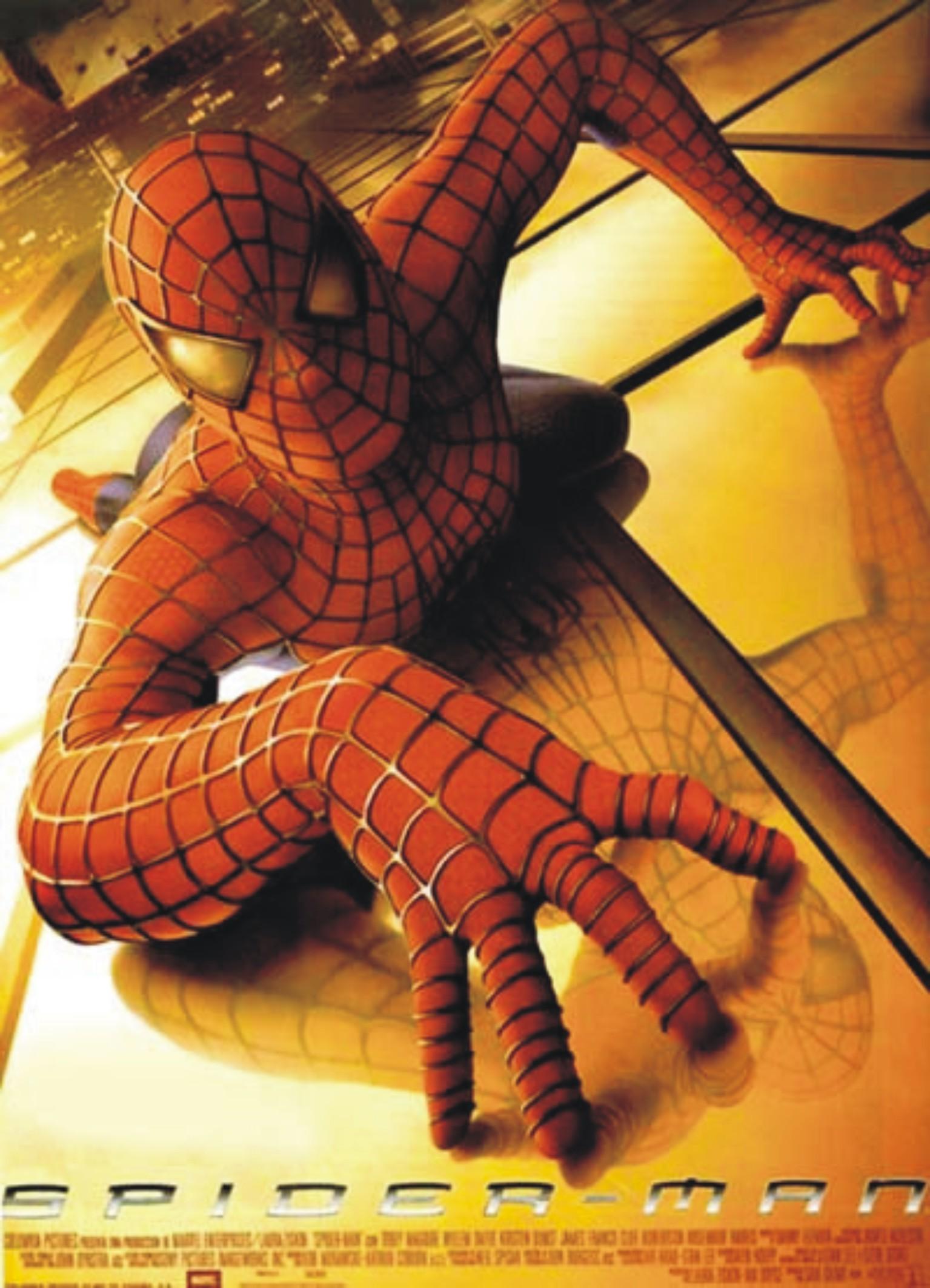 مرد عنكبوتي ۱ (توبي مگواير و ويليام دافو)