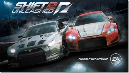 بازی ماشین سواری Need for speed shift 2 Unleashed