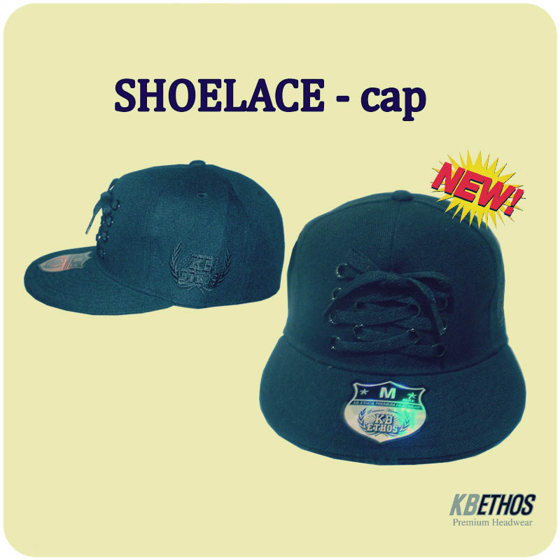 SHOELACE CAP