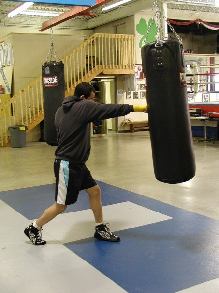 مسابقات بوکس | آموزش حرفه ای بوکس از مبتدی تا پیشرفته