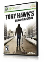 Tony Hawk Proving Ground XBOX