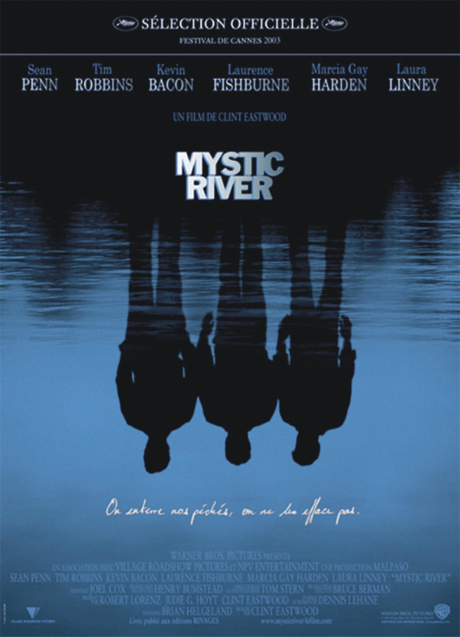 رودخانه مرموز (تیم رابینز و شون پن)