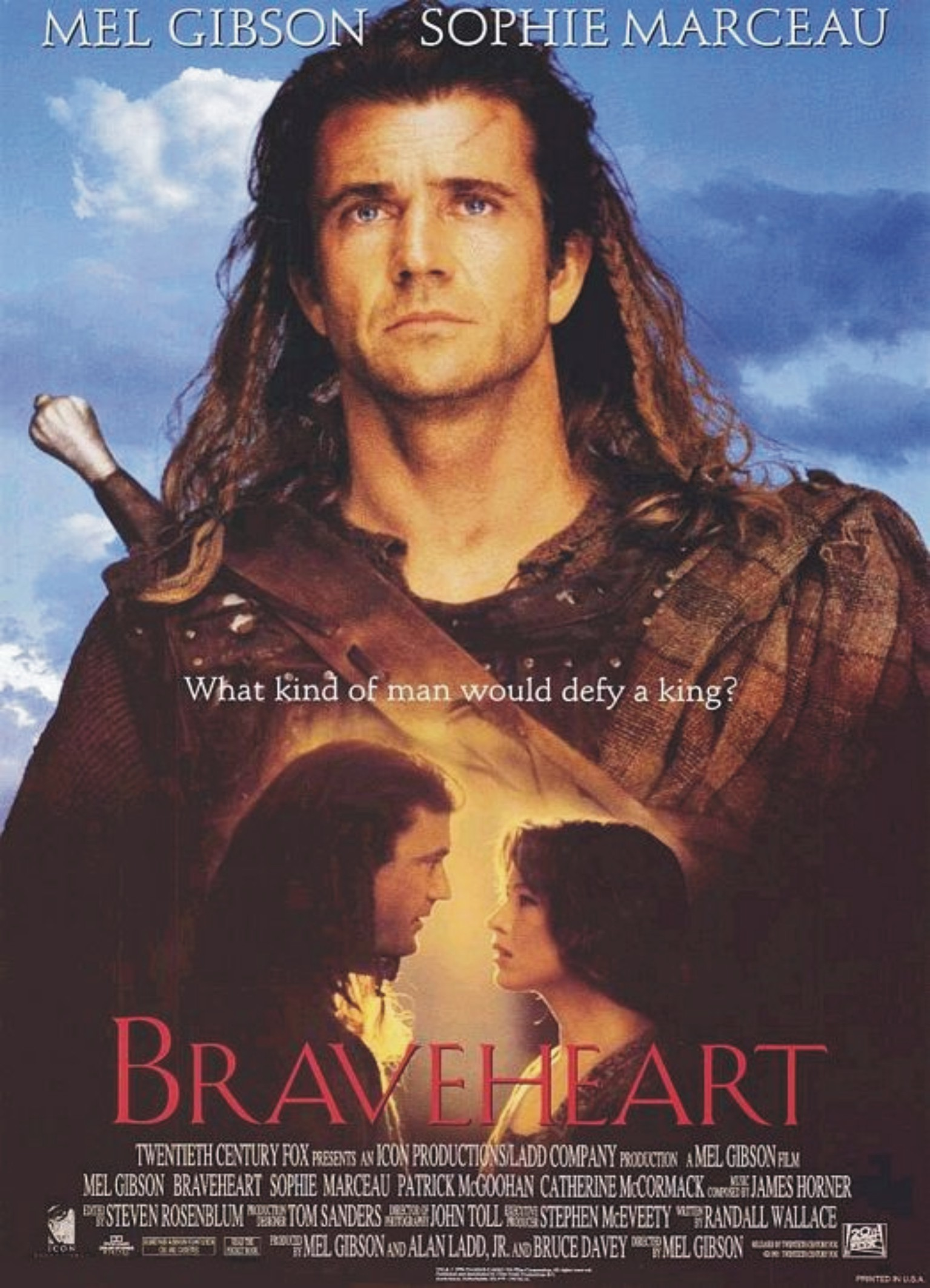 شجاع دل (مل گيبسون)