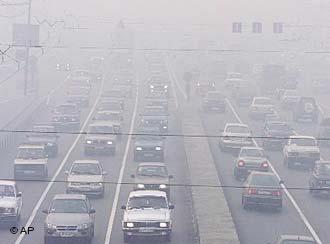 آلودگی هوا و راههای ابتکاری جلوگیری از آلودگی