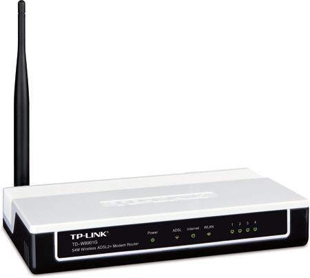 مودم وایرلس تی پی لینک TP-LINK 4 LAN 8901G (با 3 سال گارانتی)