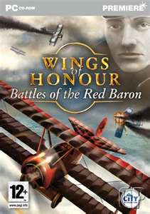 Wings of Honur Battles of the Red Baron