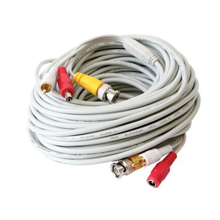 کابل تصویر صدا ولتاژ 40 متری BNC
