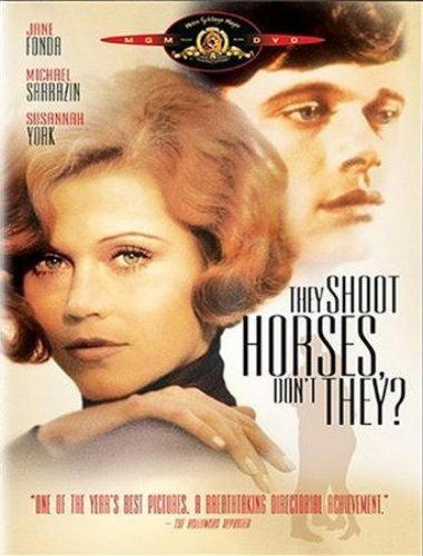 آنها به اسبها شليك نمي كنند (جین فوندا و مایکل سارازین)
