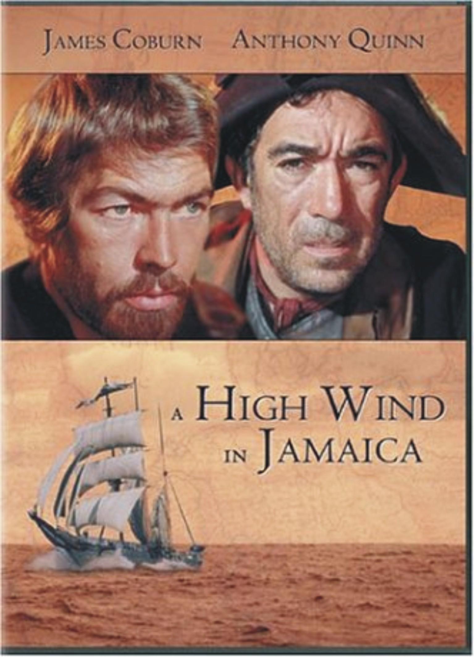 طوفان در جامائیکا (آنتونی کویین و جیمز کابرن)
