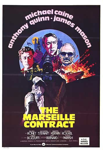 قرارداد مارسی (آنتونی کوئین و مایکل کین)